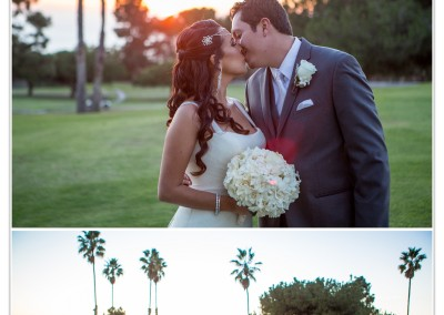 Palos Verdes Country Club Wedding