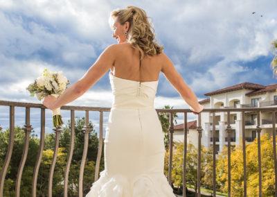 St. Regis Laguna Bride