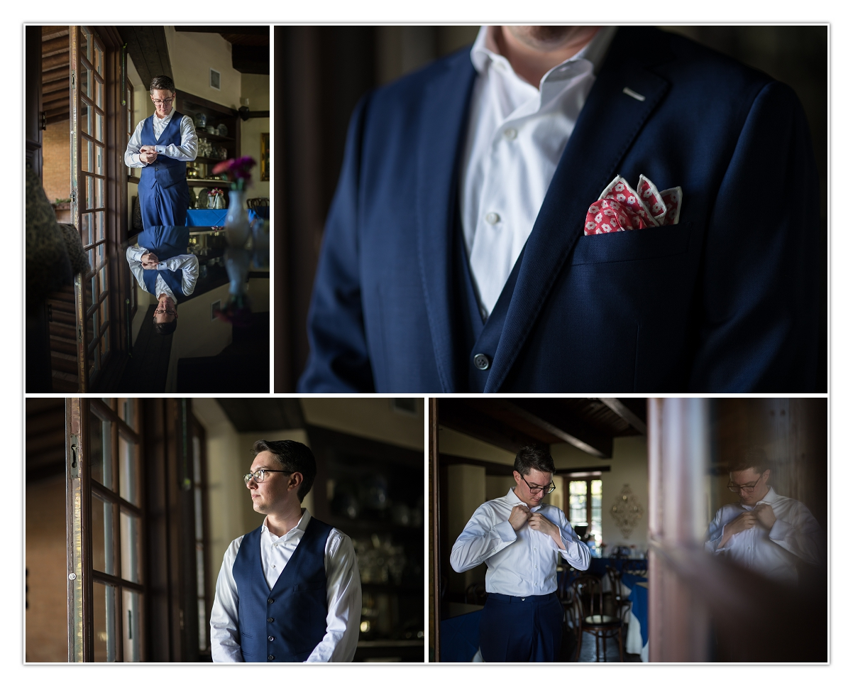 dreamy groom prep handkerchief menswear