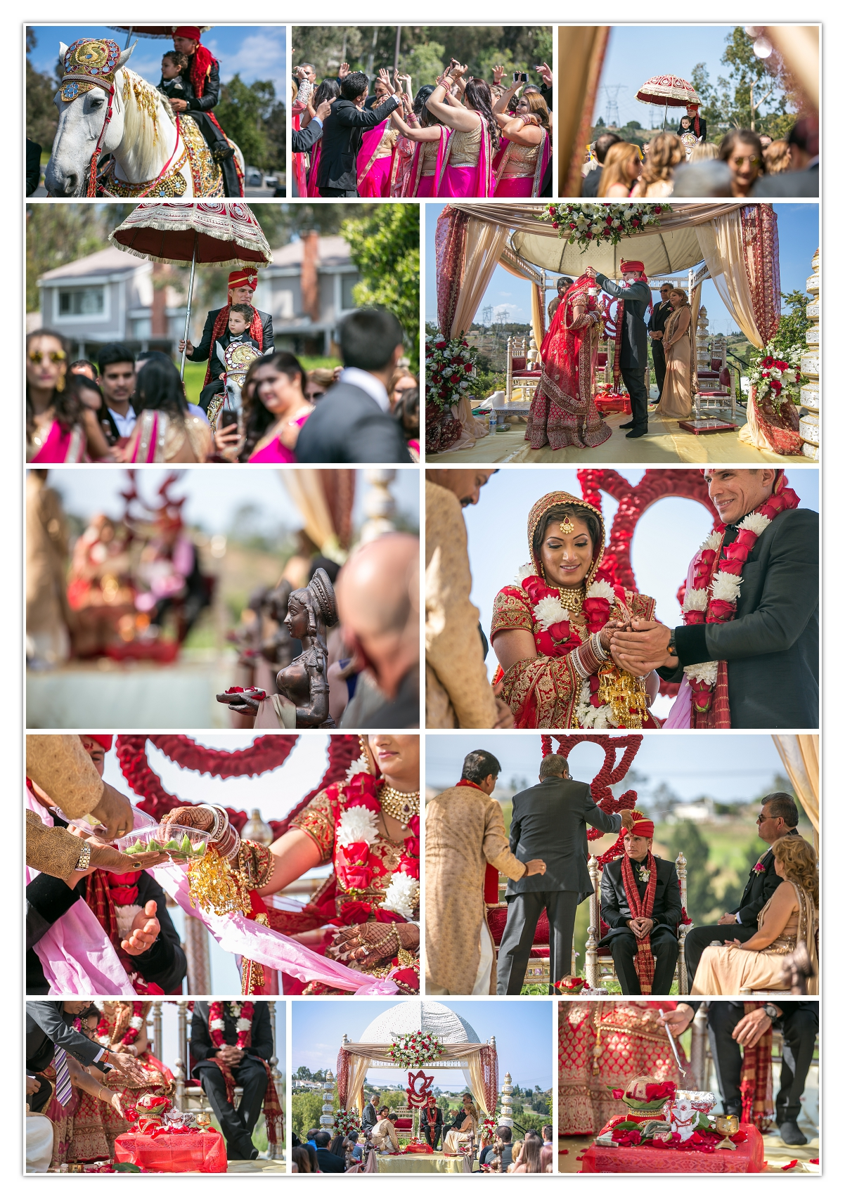hindu wedding, ganesha, figs
