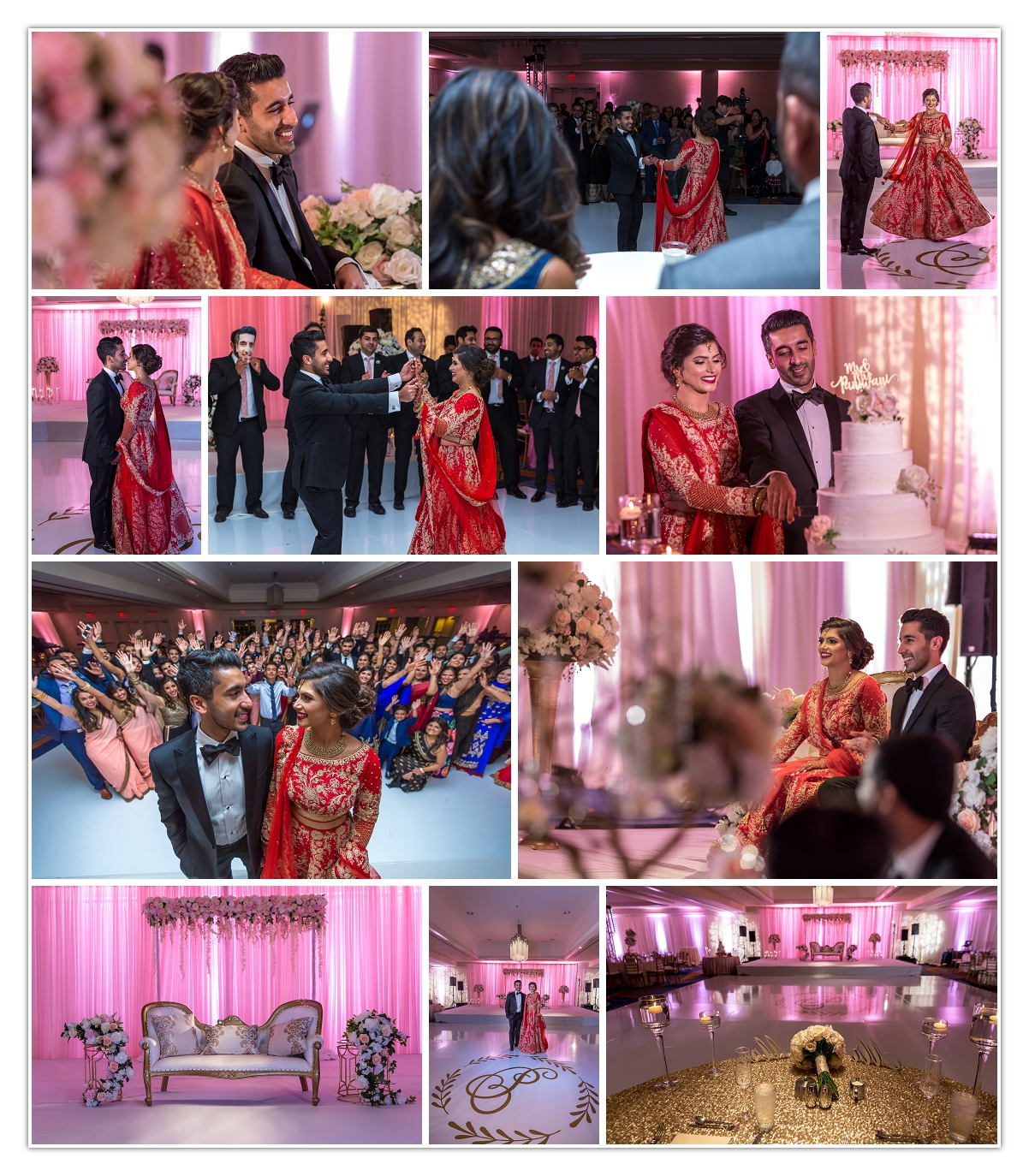 South Asian Indian Wedding Video Photography